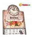 Часовник с вечен календар